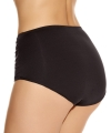 Fantasie Versailles gathered control short czarne
