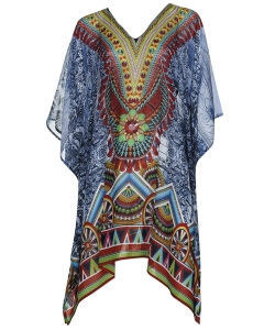 Sunflair Happy Line 23818 poncho