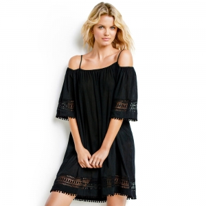 Seafolly Casablanca 52841-DR dress black