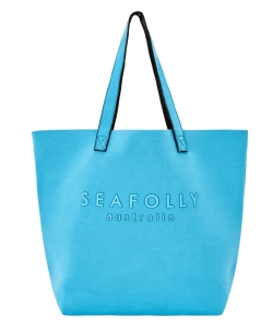 Seafolly Carried Away 71345-BG torba plażowa bluemist