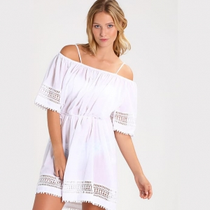 Seafolly Casablanca 52841-DR dress white
