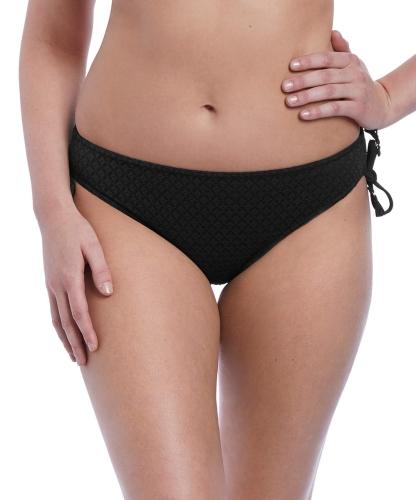 1943a16513b1a9 Freya Swim Bohemia bikini brief figi plażowe czarne Kostium kąpielowy Freya  kostiumy kąpielowe dwuczęściowe klasyczne majtki
