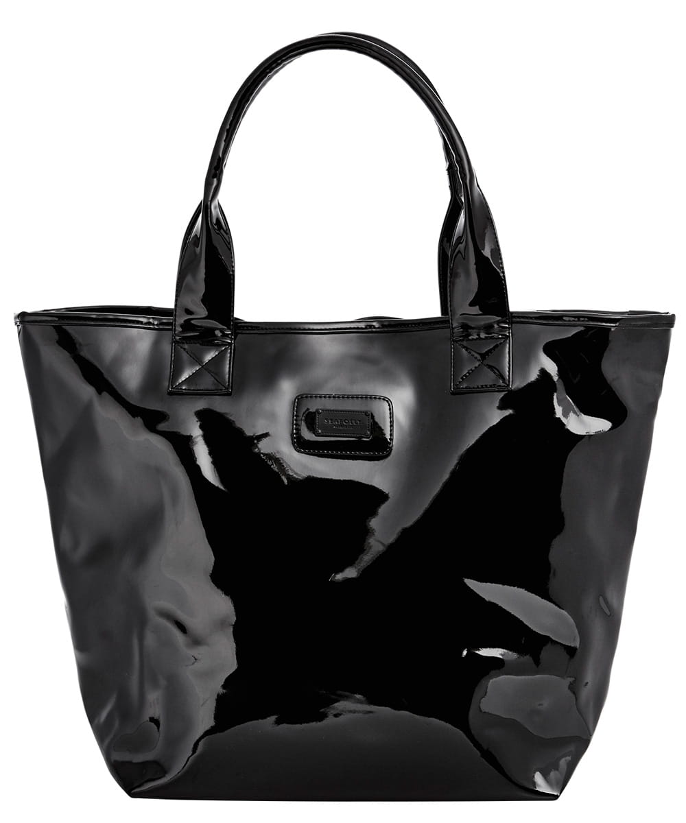 Seafolly Carried Away 70865-BG goddess tote torba plażowa black