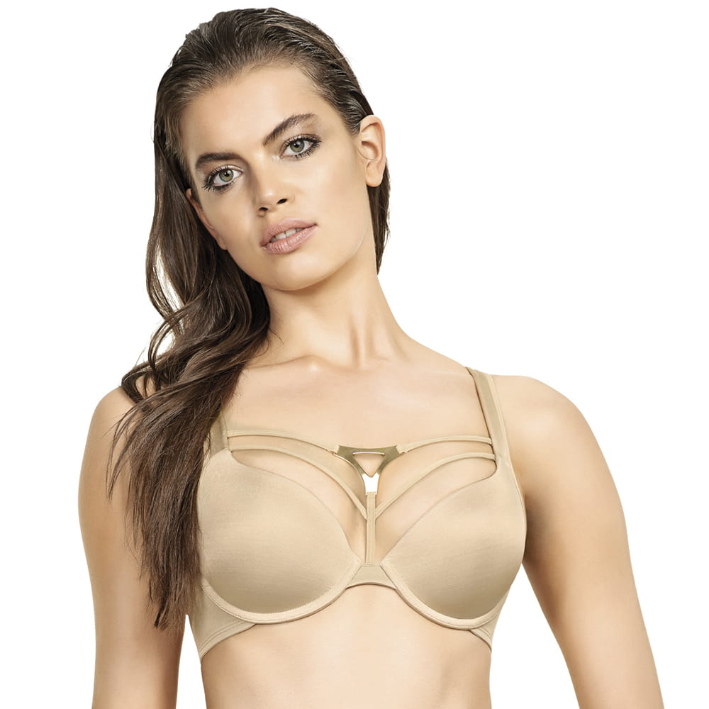 Marlies Dekkers Triangle padded push-up gold