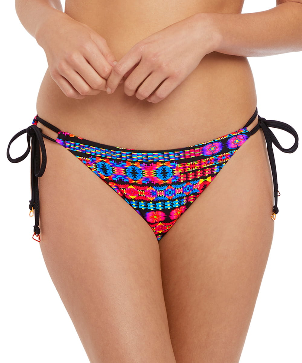 Kostium kąpielowy Freya Echo Beach rio tie side brief multicolor