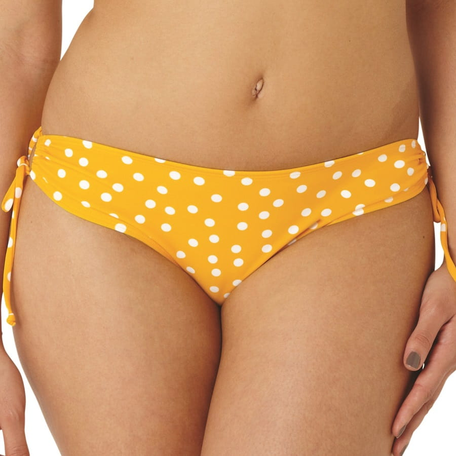 Cleo Swim Betty drawside pant yellow