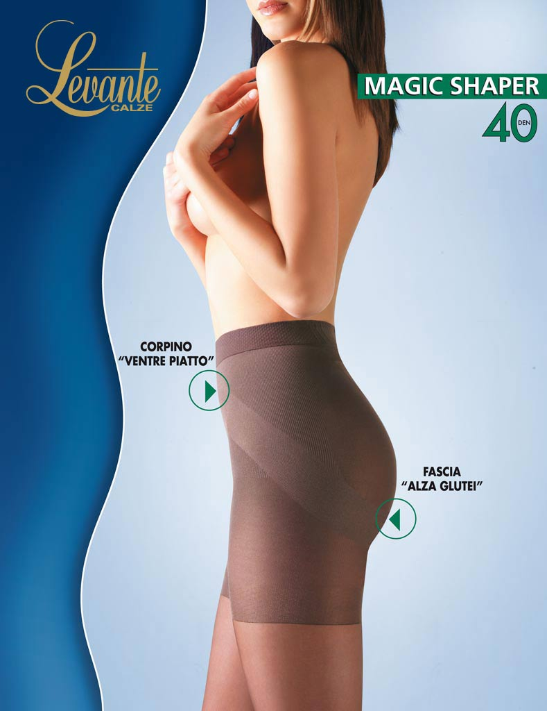 Levante Magic Shaper 40DEN