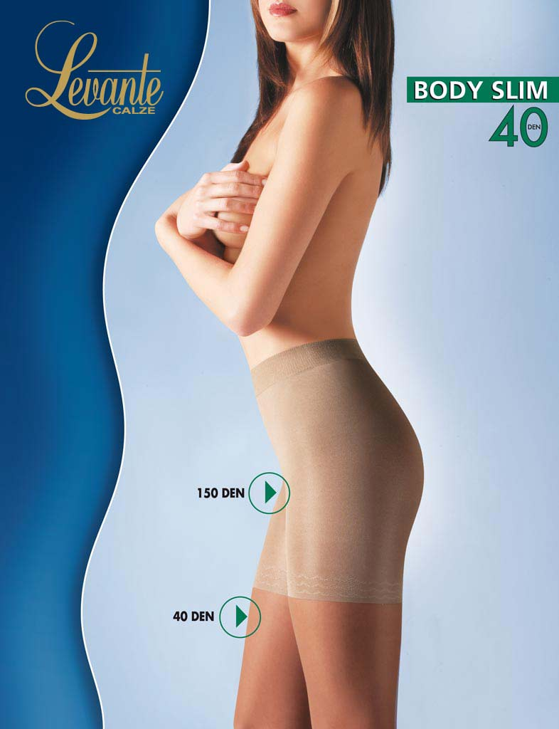 Levante Body Slim 40DEN